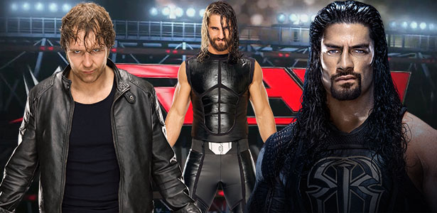 WWE Championship possibilities for Ambrose, Rollins and Reigns