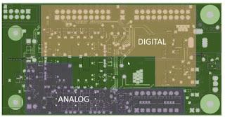 DESIGN RULES FOR ANALOG AND DIGITAL PCB DESIGN