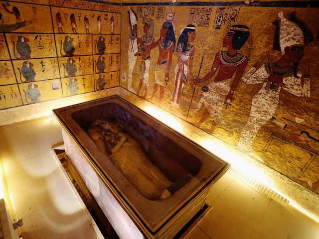 sarcófago de tutancâmon será restaurado, novo museu egípcio, museu egípcio, tutancâmon, sarcófagos de faraós, faraós egípcios, antigo egito, construções egípcias