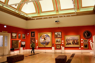 new walk leicester museum gallery art