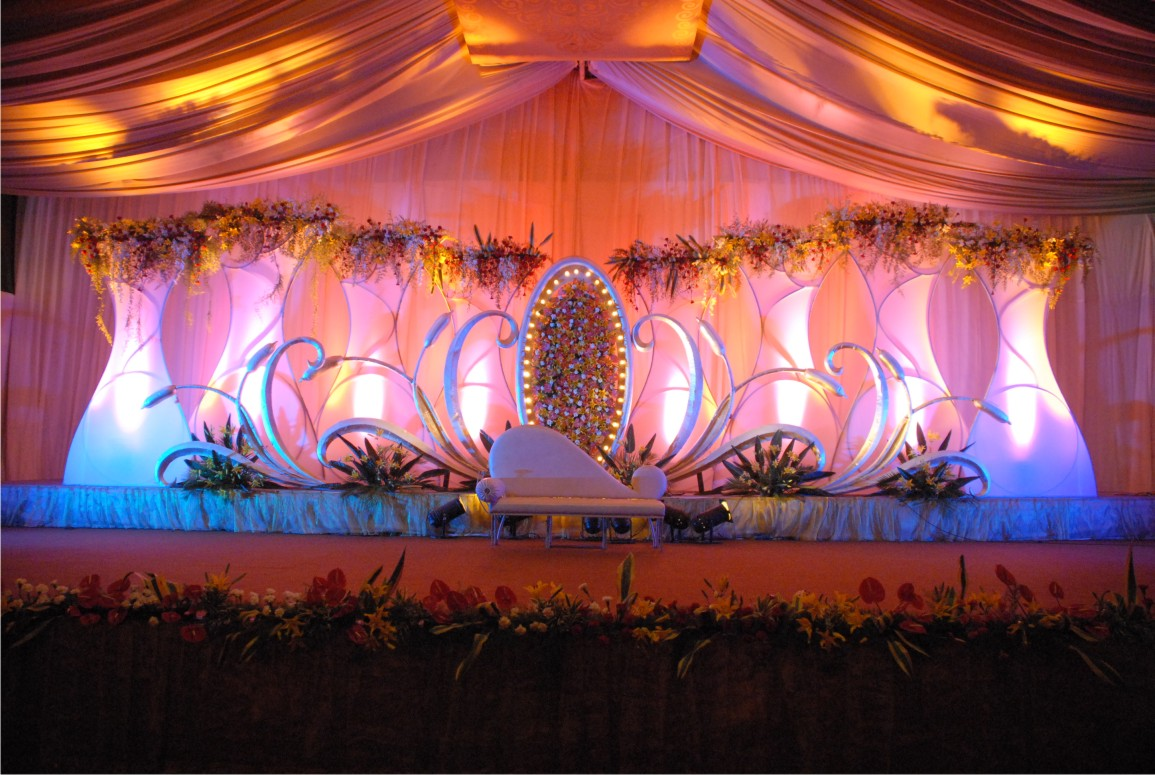 Wedding stage decoration background images psdlab92 for Background stage decoration