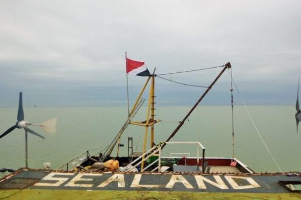 Sealand, Negara Paling Kecil Di Dunia