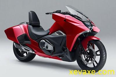 Honda NM4 - 'siêu xe ga' thêm bản mới