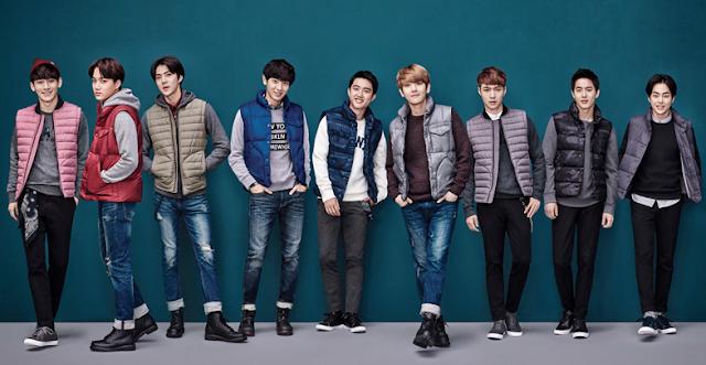 Lirik Lagu Heaven ~ EXO