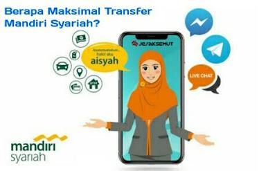 limit transfer mandiri syariah