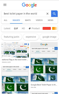 Google image search shows Pakistan flag for 'best toilet Best Toilet Paper in The World: Google Image Search Shows Pictures of Pakistan Flag in the world'-wifimixstudy