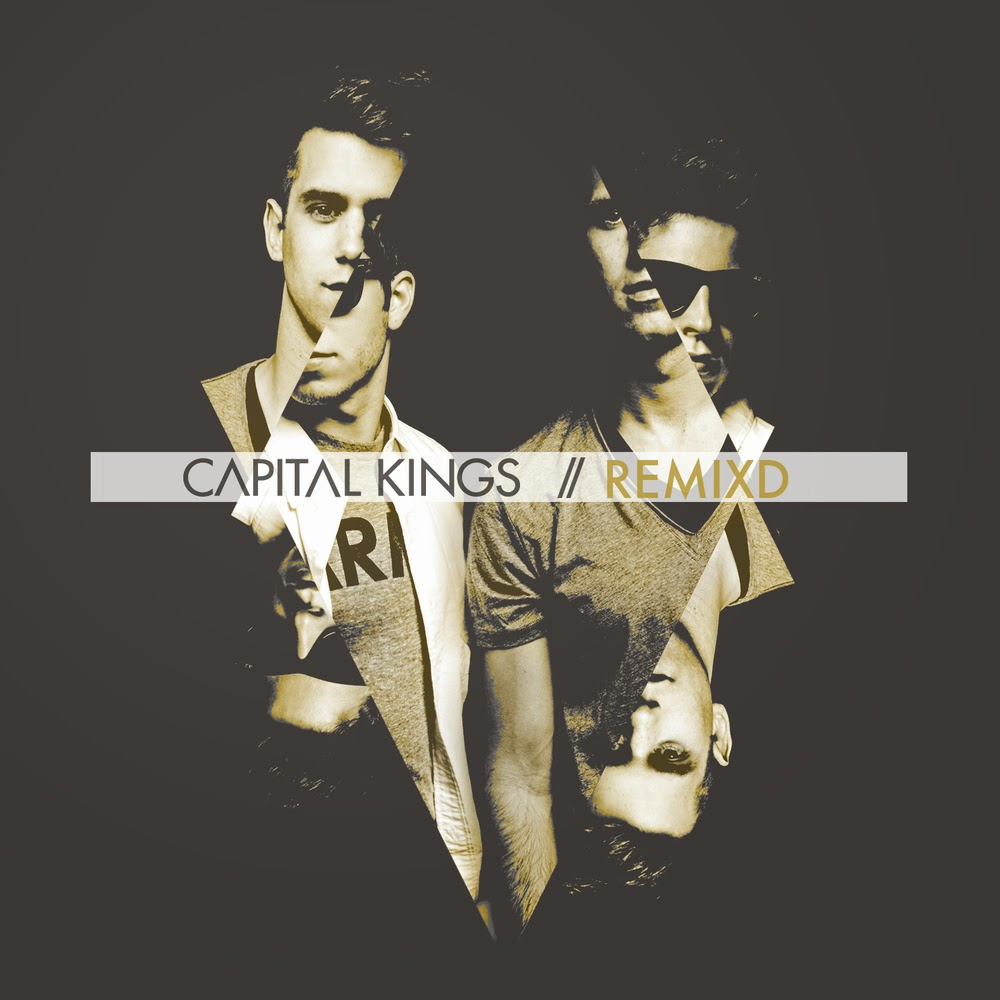 Capital Kings - REMIXD 2014 English Christian Album Download