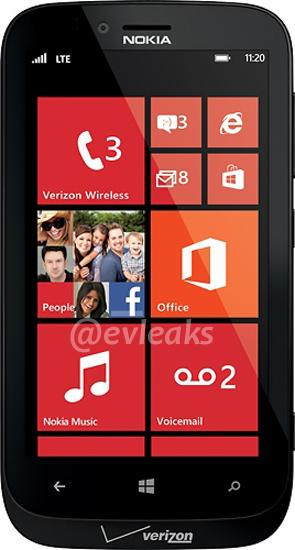 Nokia Lumia 822 and HTC 8X for Verizon set to launch on November 8th ?