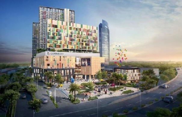 Apartemen Lumina City