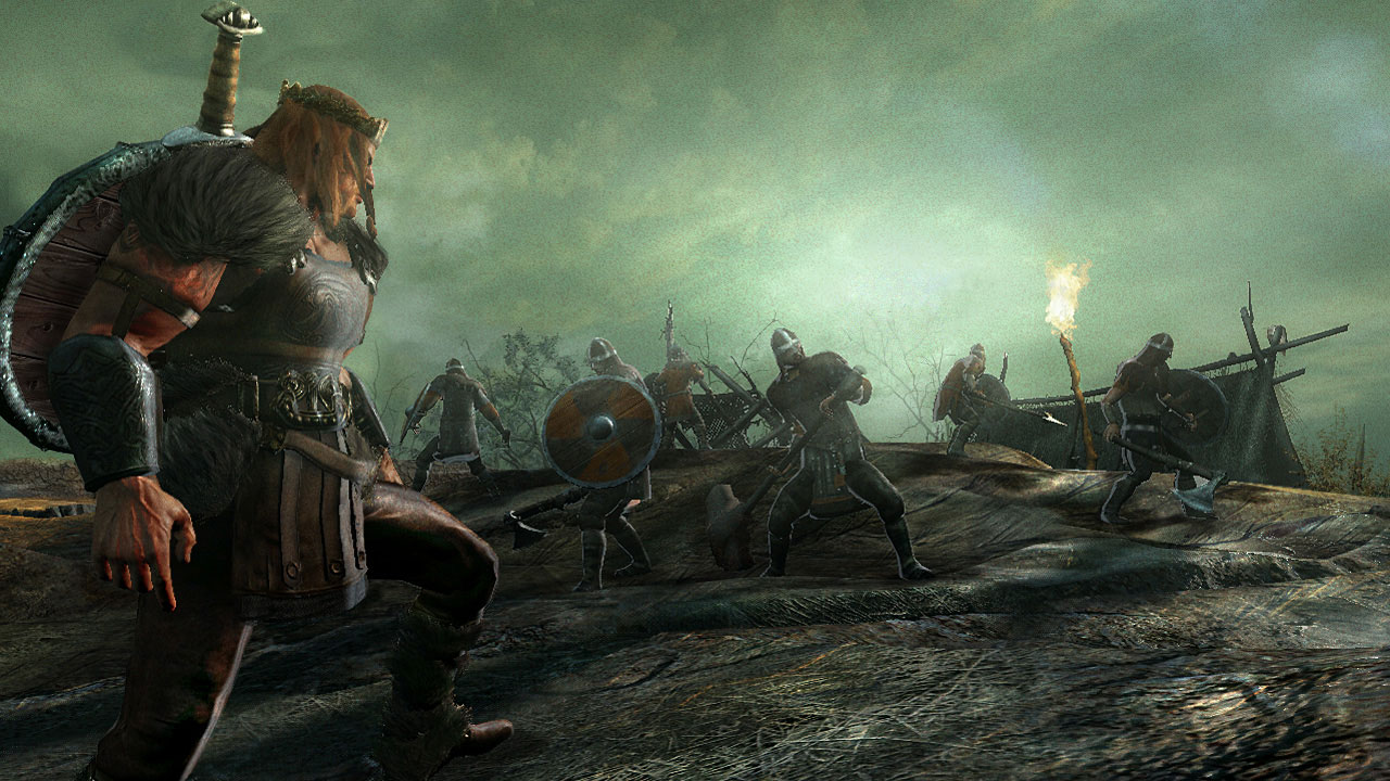 The depiction of the battles and victories of the anglo saxon warrior in beowulf