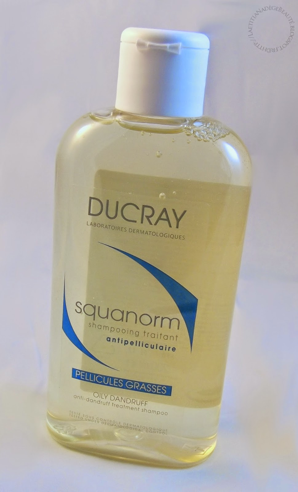 DUCRAY  Squanorm Shampooing Traitant antipelliculaire