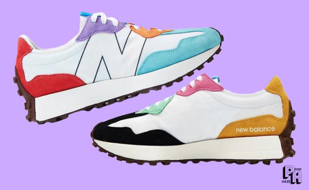 new balance 327 pride shoes