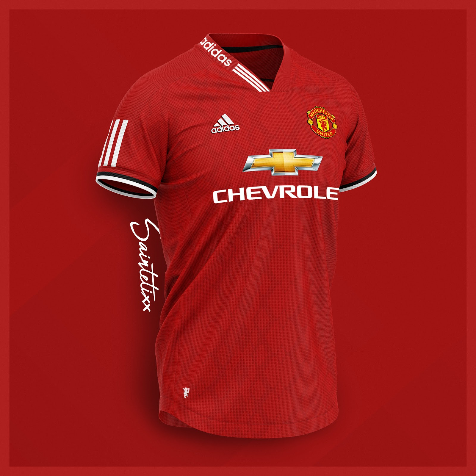 exceptional adidas manchester united home away third kit concepts by saintetixx footy headlines exceptional adidas manchester united