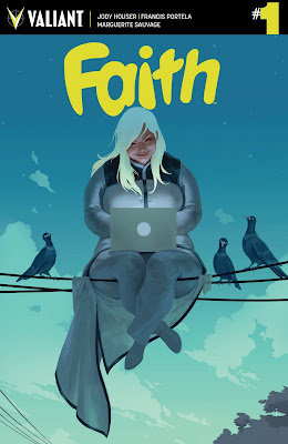 Faith Comic Issue 1 Digital Exclusives Edition Free Download