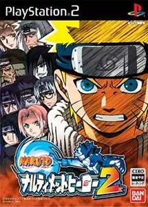 Naruto Narutimate Hero 2 PS2 ISO (NTSC-J) (MG-MF)