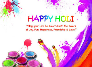 Happy Holi Wishes 2017.
