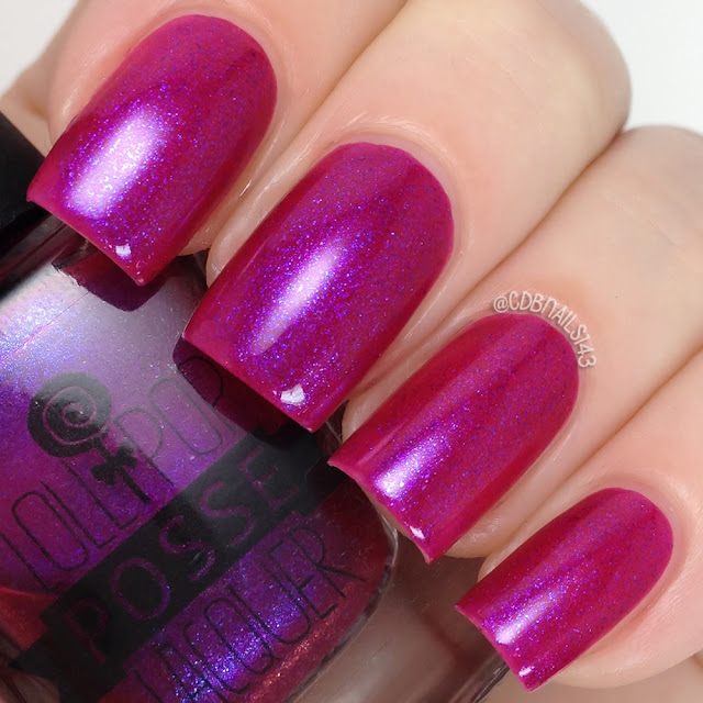 Lollipop Posse Lacquer-Love Is a Hell You Cannot Bear