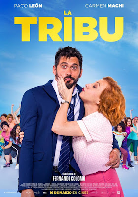La Tribu 2018 DVD R2 PAL Spanish