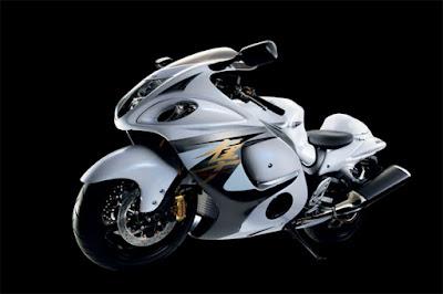 Motor Suzuki GSX-R1300 Hayabusa