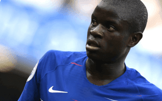 Juventus make it easier for Real to sign Kante