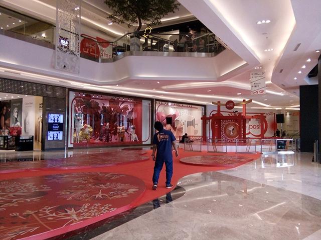 Neo Soho, mall Artistik di Jakarta Barat