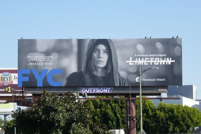 Limetown season 1 FYC billboard