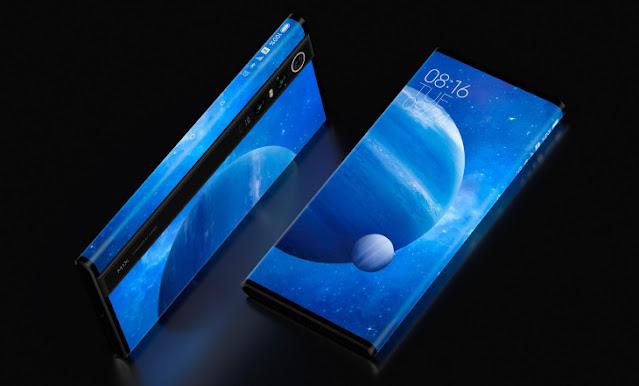 Xiomi Mi Mix Alpha smartphones