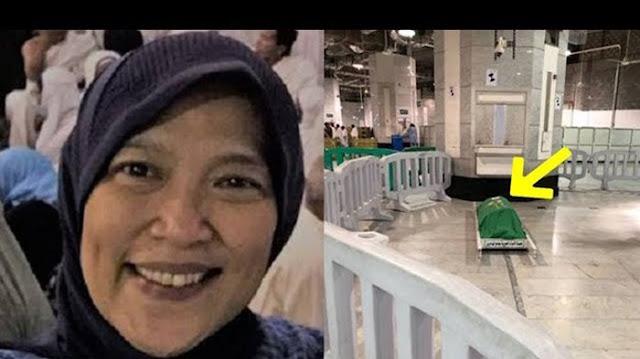 Tak Bangkit Lagi Saat Sujud Terakhir Shalat di Masjidil Haram, Putri Pemilik Travel Ini Meninggal Dunia