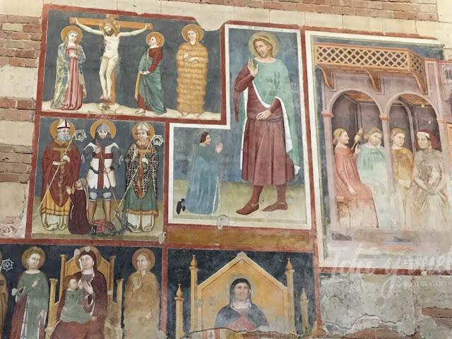 Frescos de San Zeno Maggiore