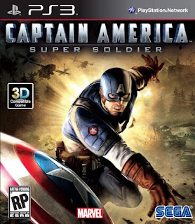 Captain America Super Soldier PS3