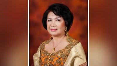 Mantan Anggota DPD RI dari Provinsi Riau Rosti Uli Purba Wafat
