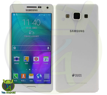 A5000ZHS1BPG1 Android 5.0.2 Galaxy A5 (China) SM-A5000