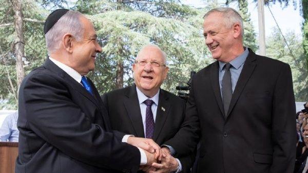 Netanyahu y Gantz se alían para formar Gobierno en Israel