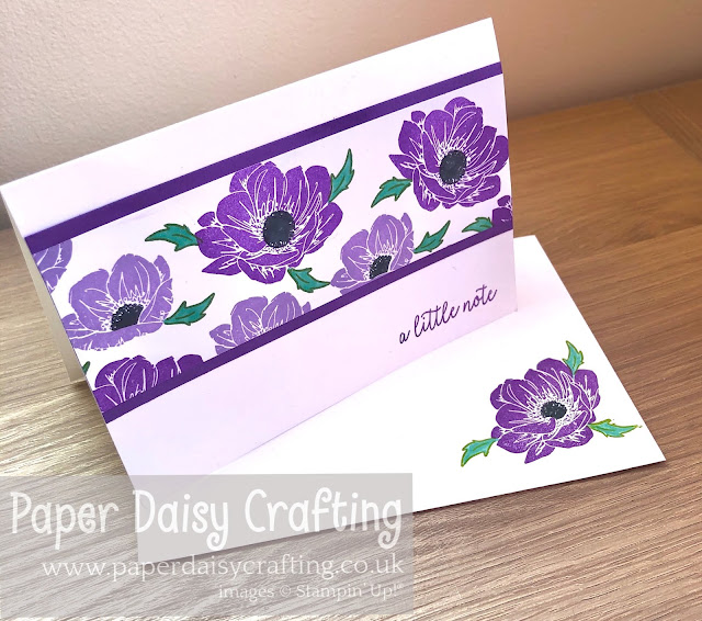 Floral Essence Stampin UP