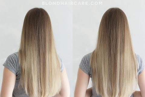 Chłodny blond w 5 minut? BlondMe Instant Blush ICE - czytaj dalej »
