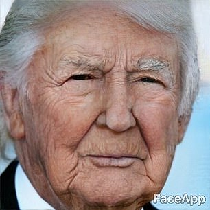 Developers of controversial ageing app 'FaceApp' admit it 'might store' uploaded photos