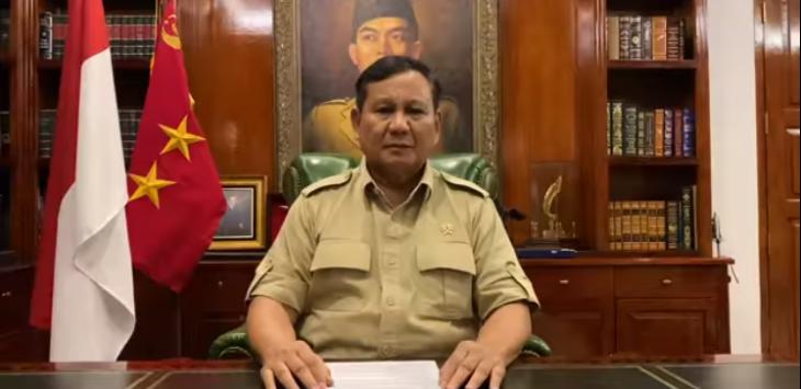 Prabowo Diminta Tidak Berambisi 'Nyapres' Lagi, 2024 Indonesia Butuh Pemimpin Muda