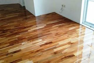 lantai kayu mojokerto jual