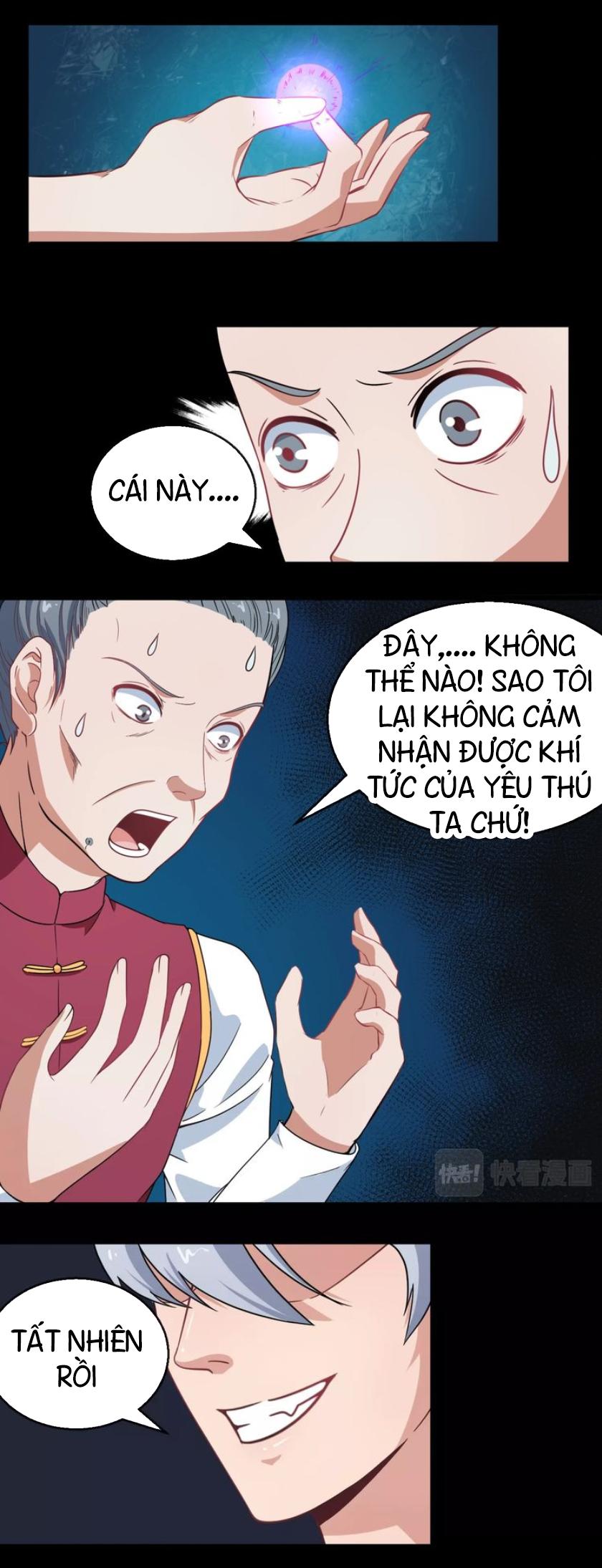 Ma Tôn Trông Trẻ Chapter 7 video - Hamtruyen.vn
