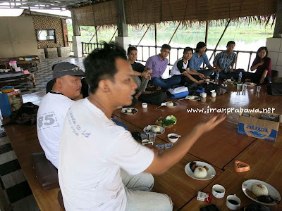 Cucurag IMers Bogor Saung Apung Bojong Gede