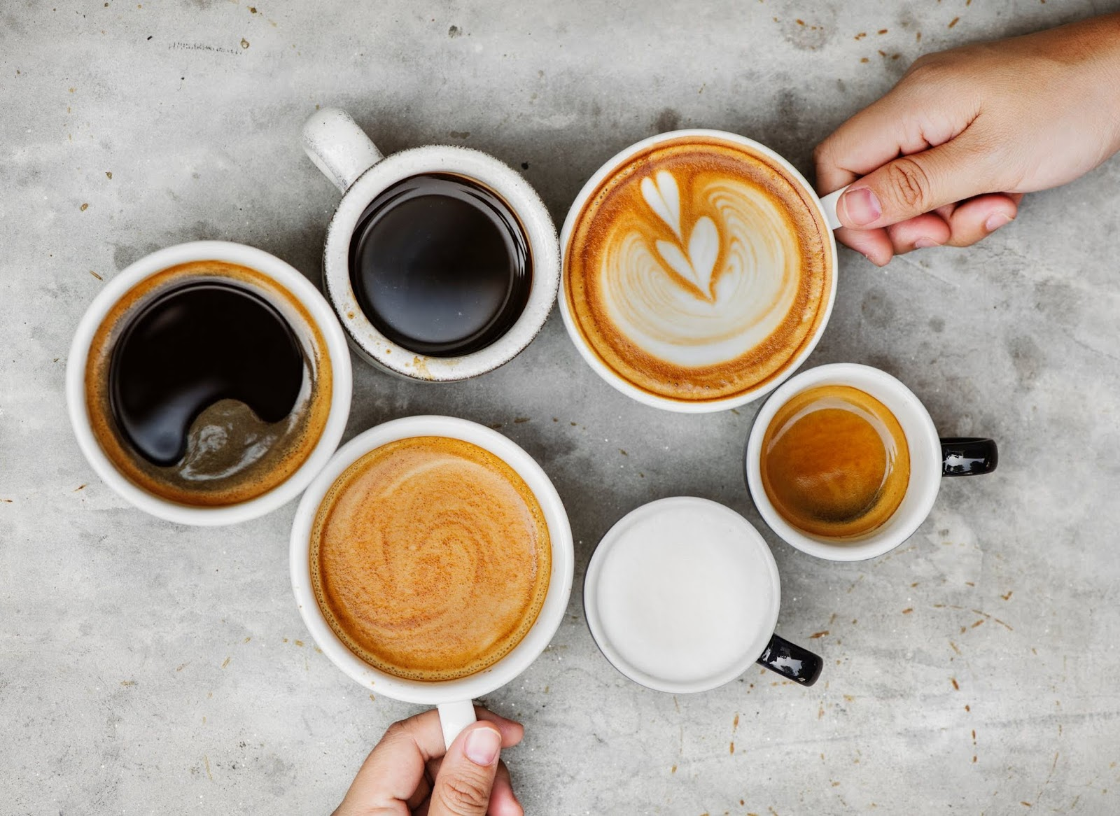 Best Cafés