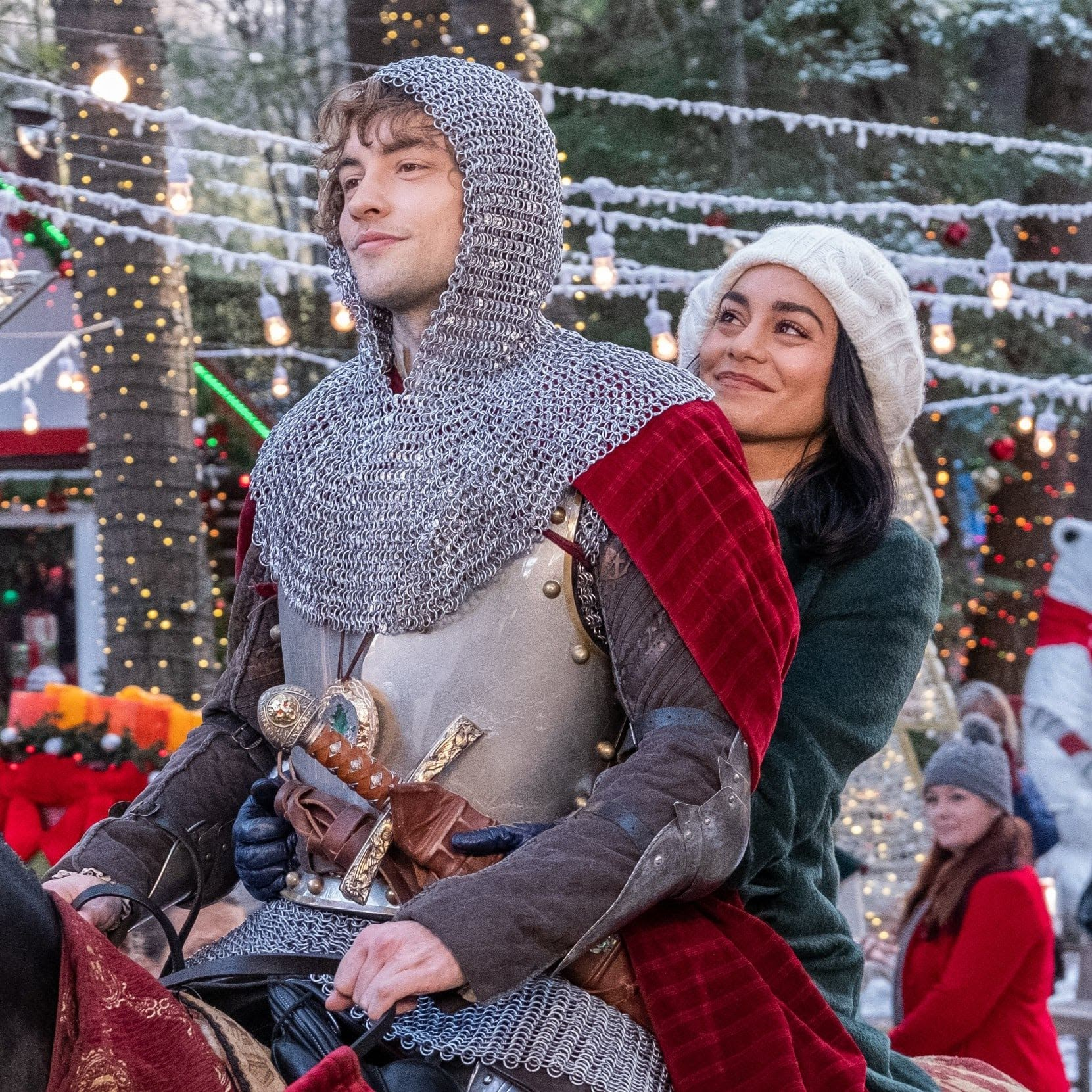 the knight before christmas - photo #15