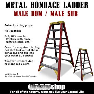 https://marketplace.secondlife.com/p/Ds-Metal-Bondage-Ladder-Mm-v11-pkg/12607145