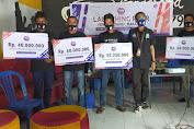 YMB BRI Launching Peningkatan Keterampilan Usaha Rakyat Secara Daring