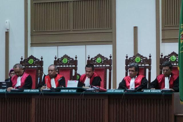 Tiga Hakim Yang Mengadili Perkara Ahok Mendapat Promosi