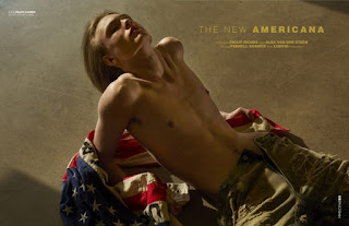 Ludvig in New Americana by Philip Riches for MMSCENE Magazine