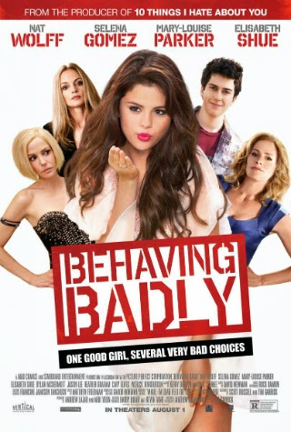 Behaving Badly [2014] [DVD FULL] [Latino]