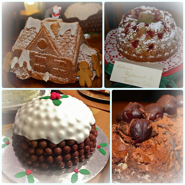 Chocolate Snowball Cake