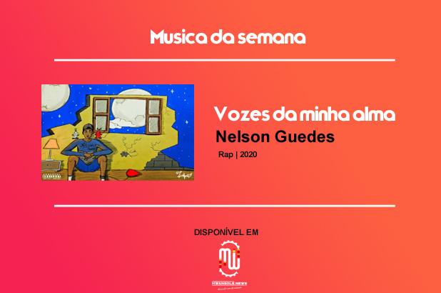 Nelson Guedes - Vozes da Minha Alma