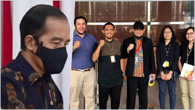 Peringatan Pakar Hukum, Jokowi Bisa Dimakzulkan Jika Setujui Permintaan Novel Baswedan Cs